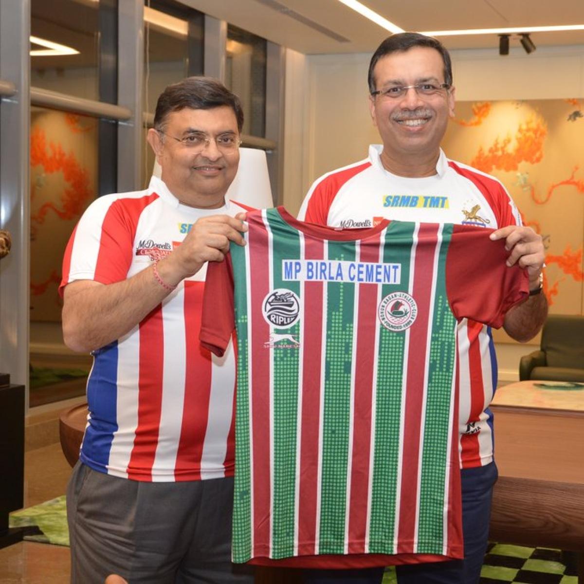 Mohun Bagan announces merger with ATK