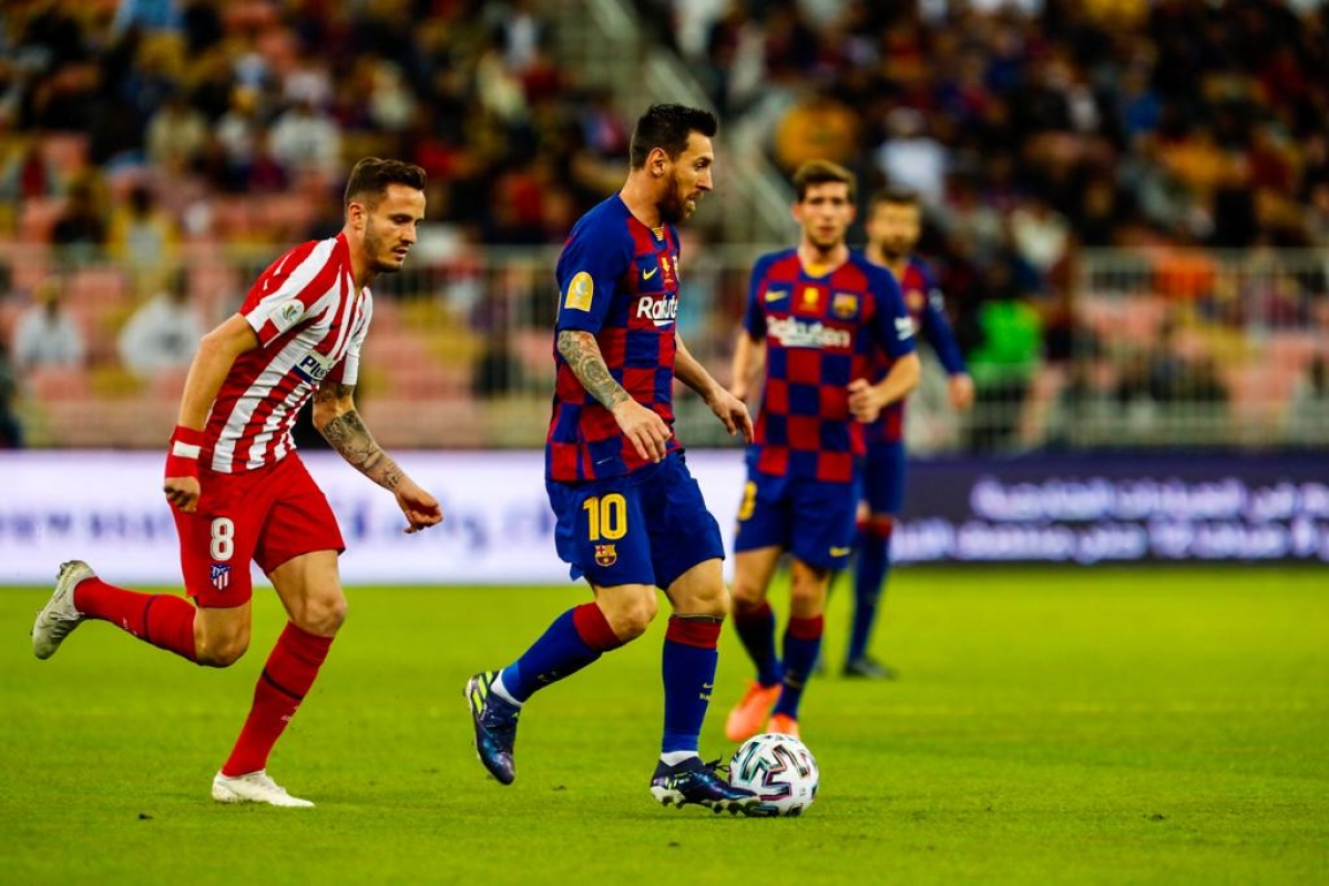 Super Cup: Atletico Madrid pull off grand comeback in thrilling encounter to beat Barcelona 3-2