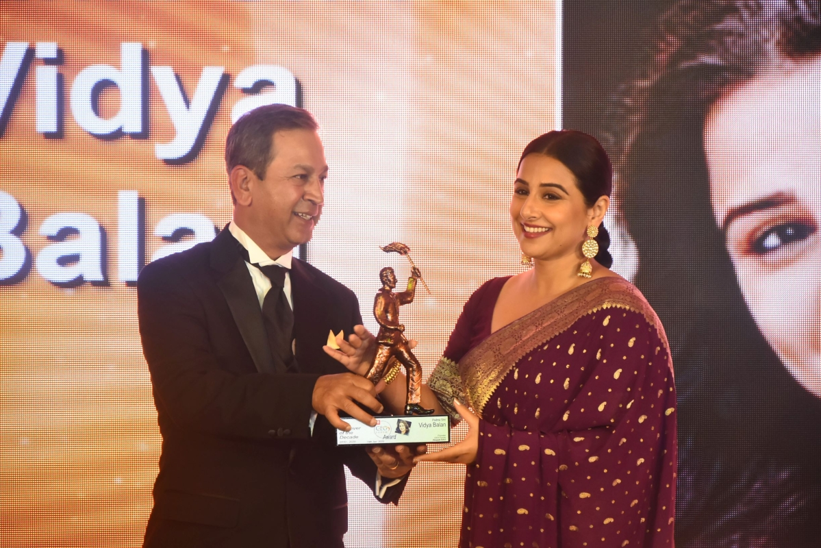 From calendar shoots to awards: How Mumbai partied this weekend