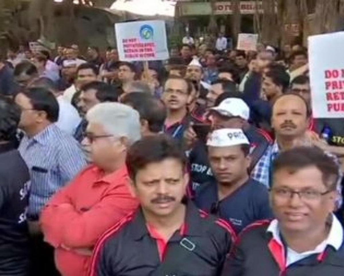 Banking services impacted due to nationwide trade union strike