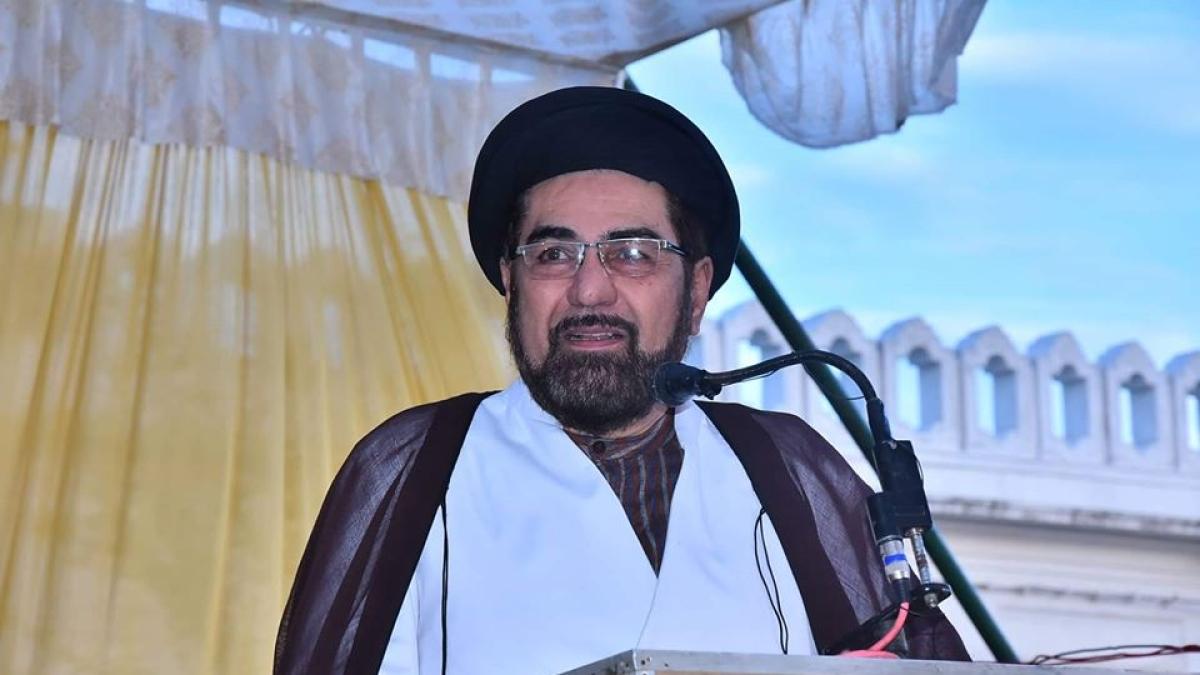 Maulana Kalbe Jawad Naqavi
