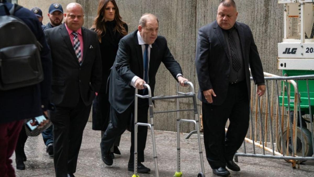 Harvey Weinstein's trial begins