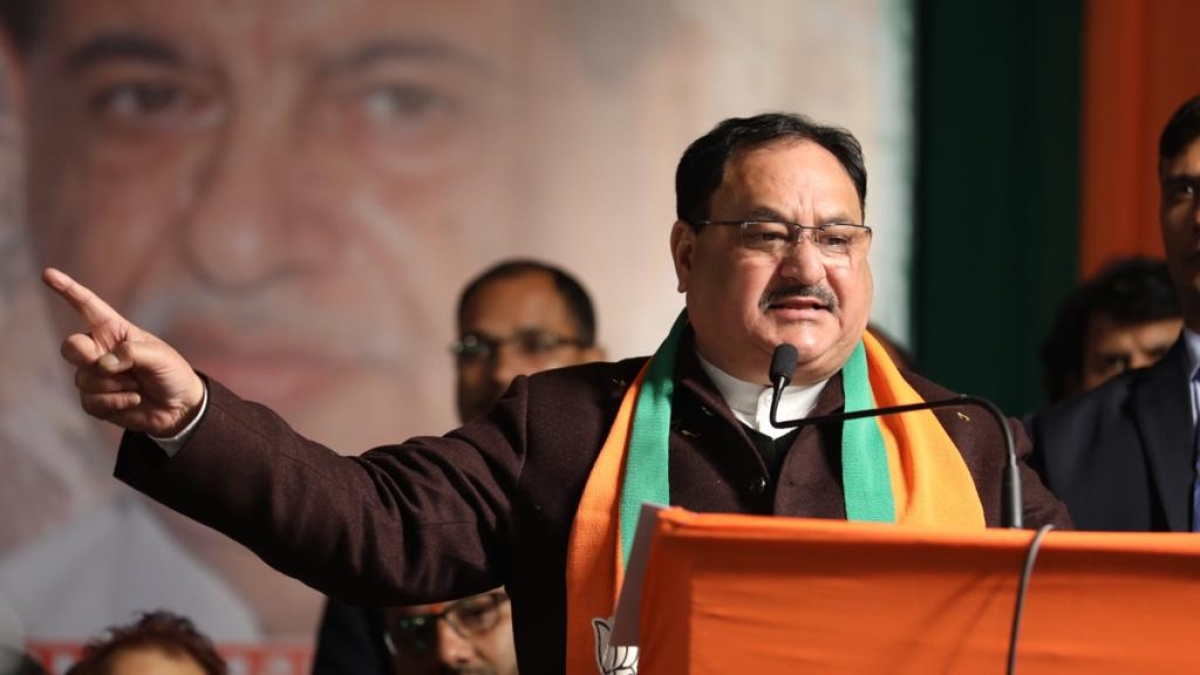 "JP Nadda slams Manmohan Singh, says statement over India-China border situation a ""mere wordplay"""