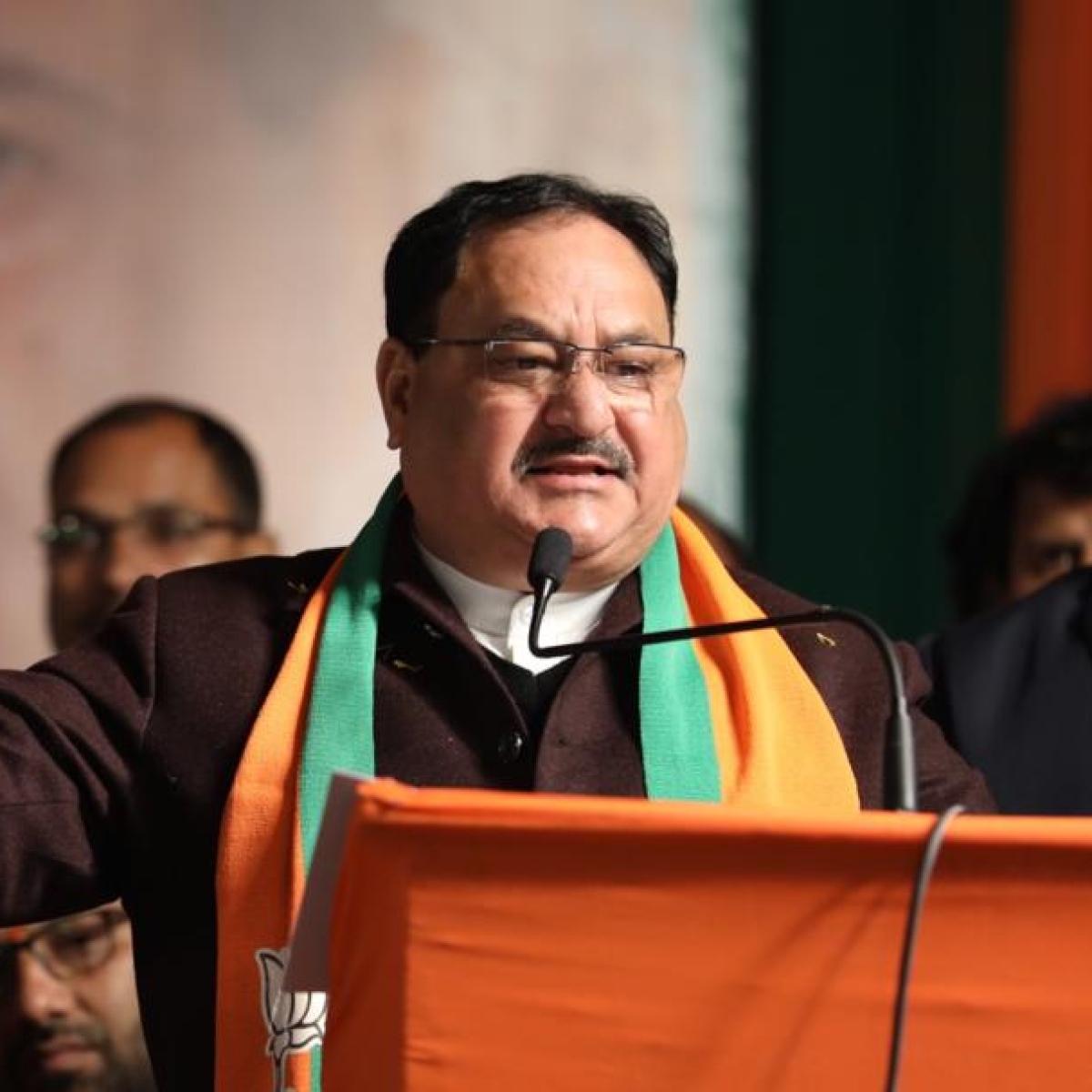 'Unnatural and unrealistic': BJP chief JP Nadda hits out at Maharashtra government