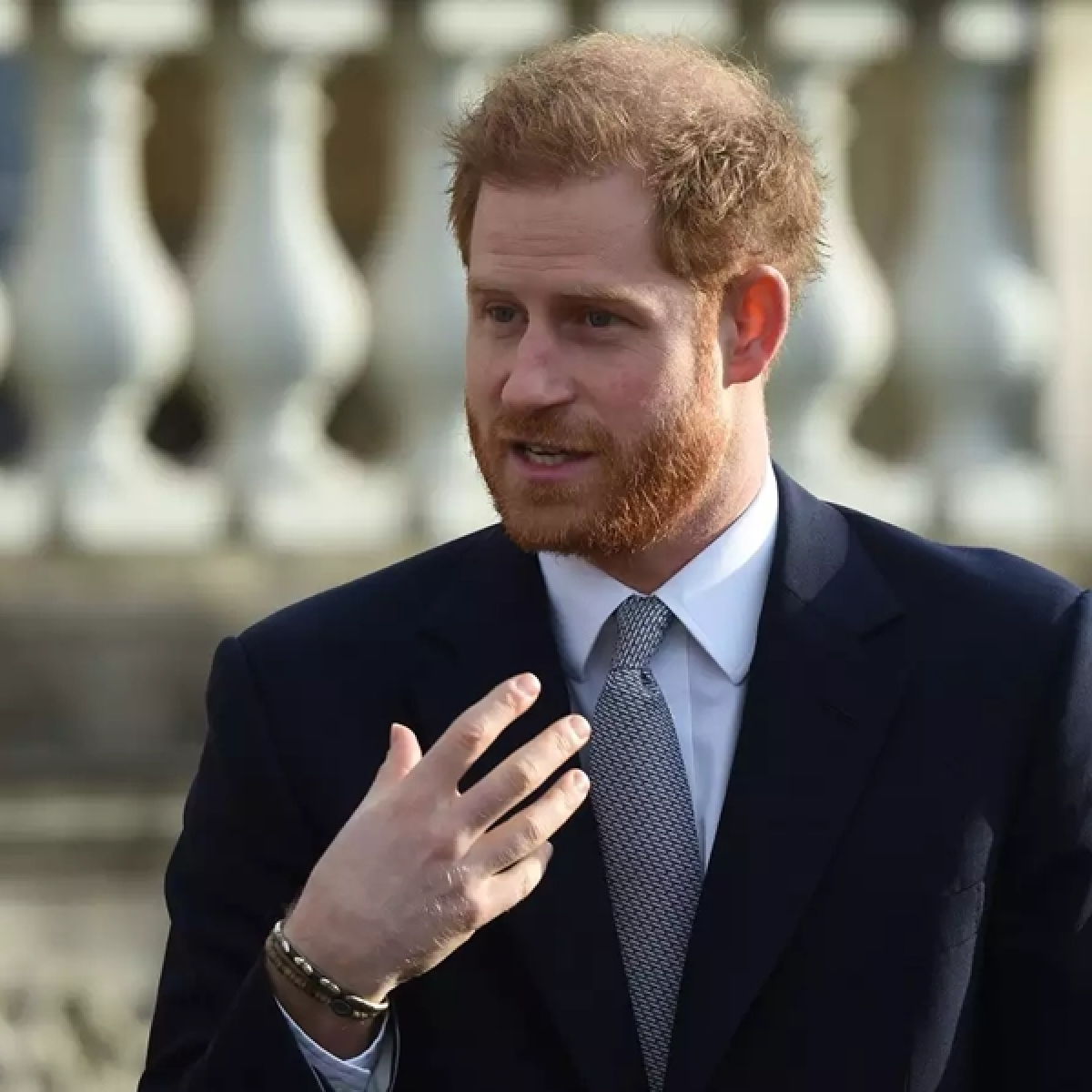'We had no other option but to step back': Prince Harry