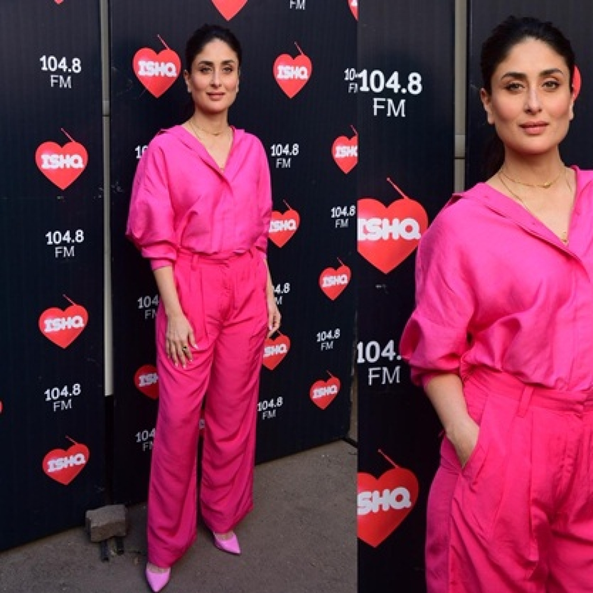 Kareena Kapoor Khan's monochrome ensemble is perfect for Valentine's Day date