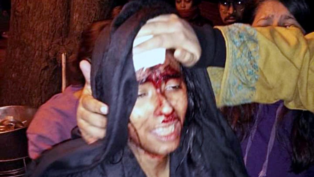 JNU violence: Day after FIR filed, Delhi Police fails to make arrests, no attacker identified