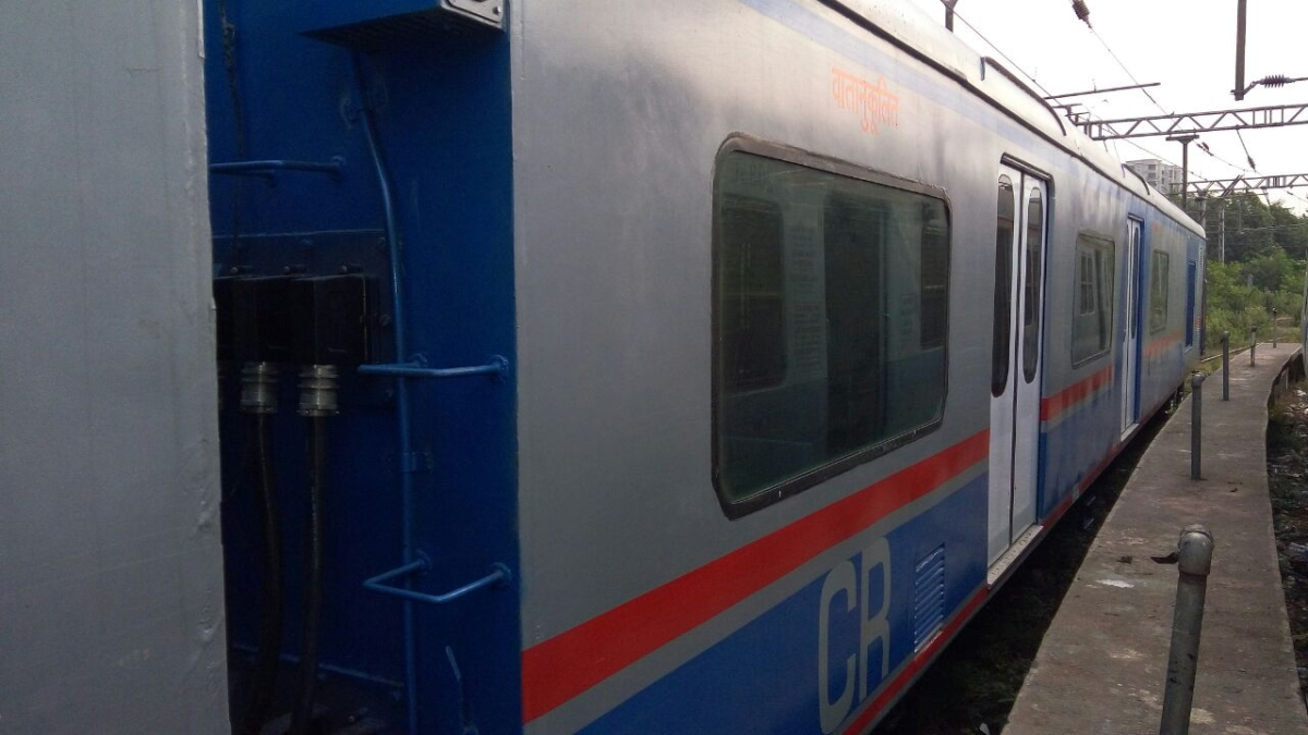 CR's first AC local to run on Tran-harbour corridor, says general manager