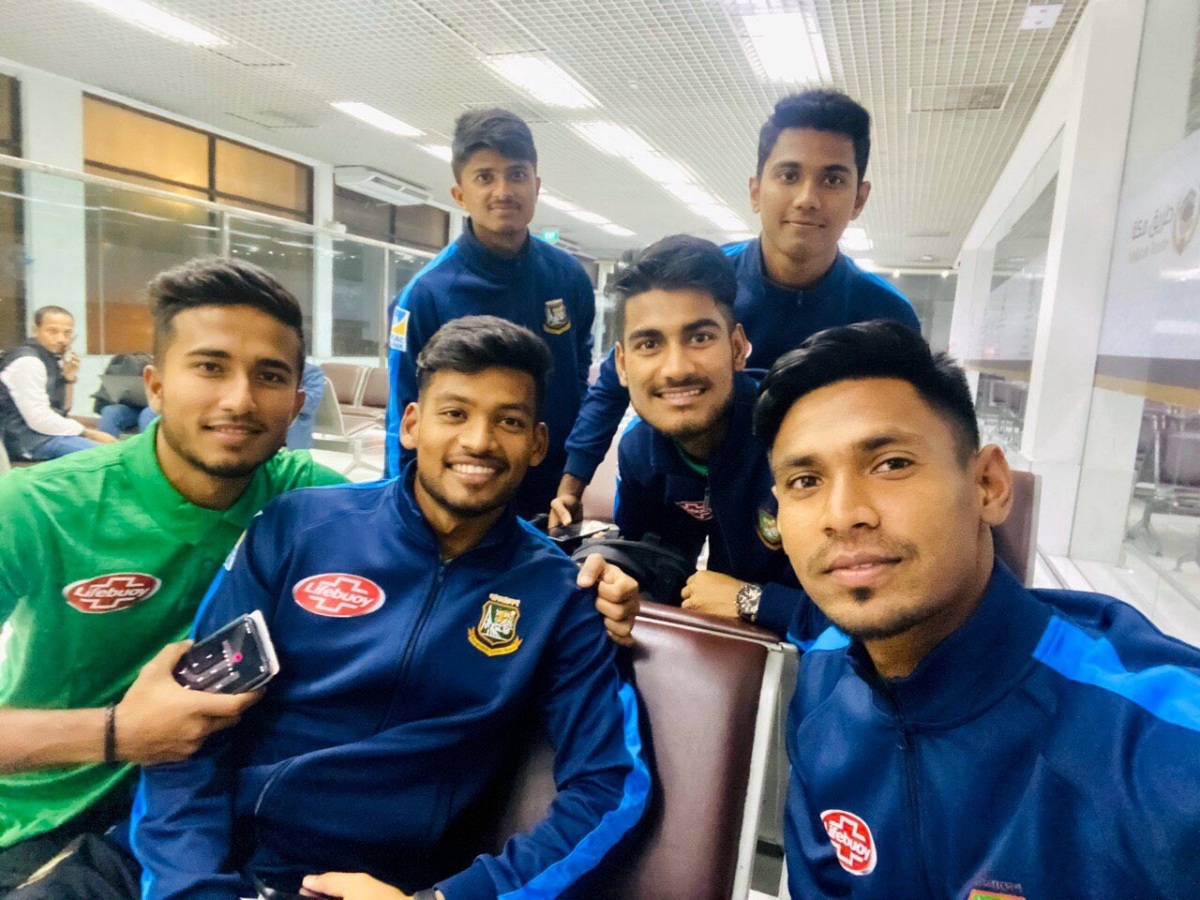 'Insurance toh karwa rakha hai na?': Mustafizur Rahman's tweet sparks off India-Pakistan rivalry