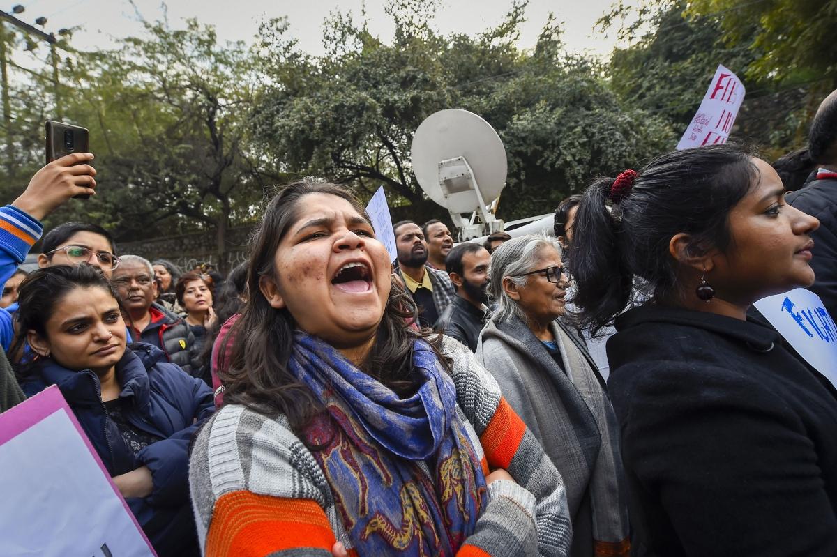 JNU Violence Updates: Students Union calls for immediate removal VC Mamidala Jagadesh Kumar