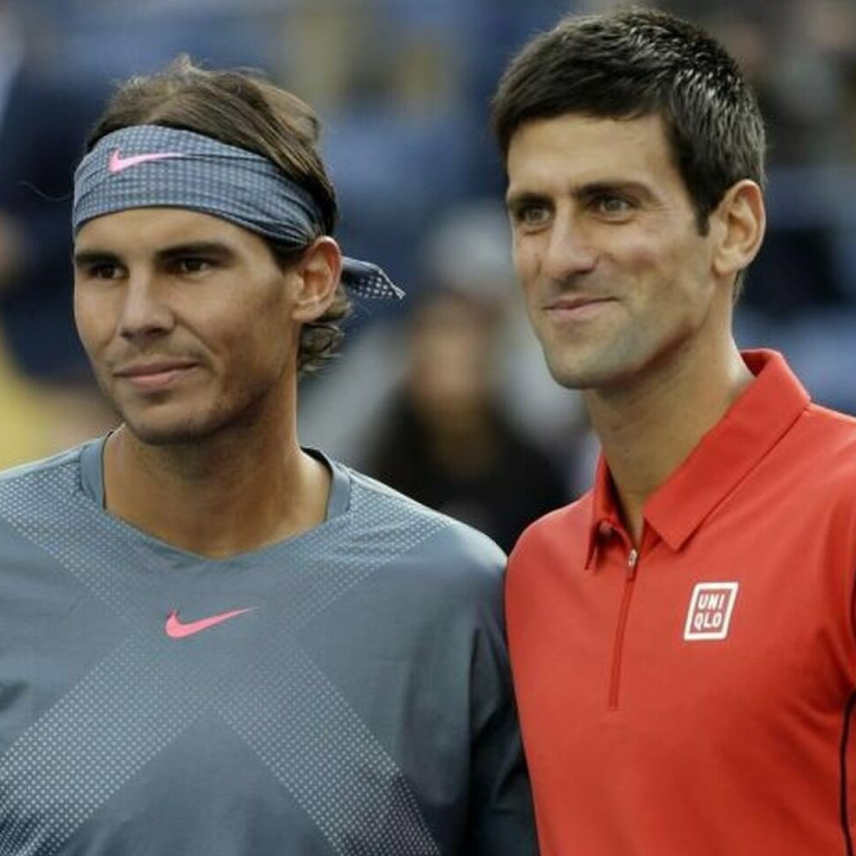 'Mentally the toughest': Novak Djokovic on Rafael Nadal