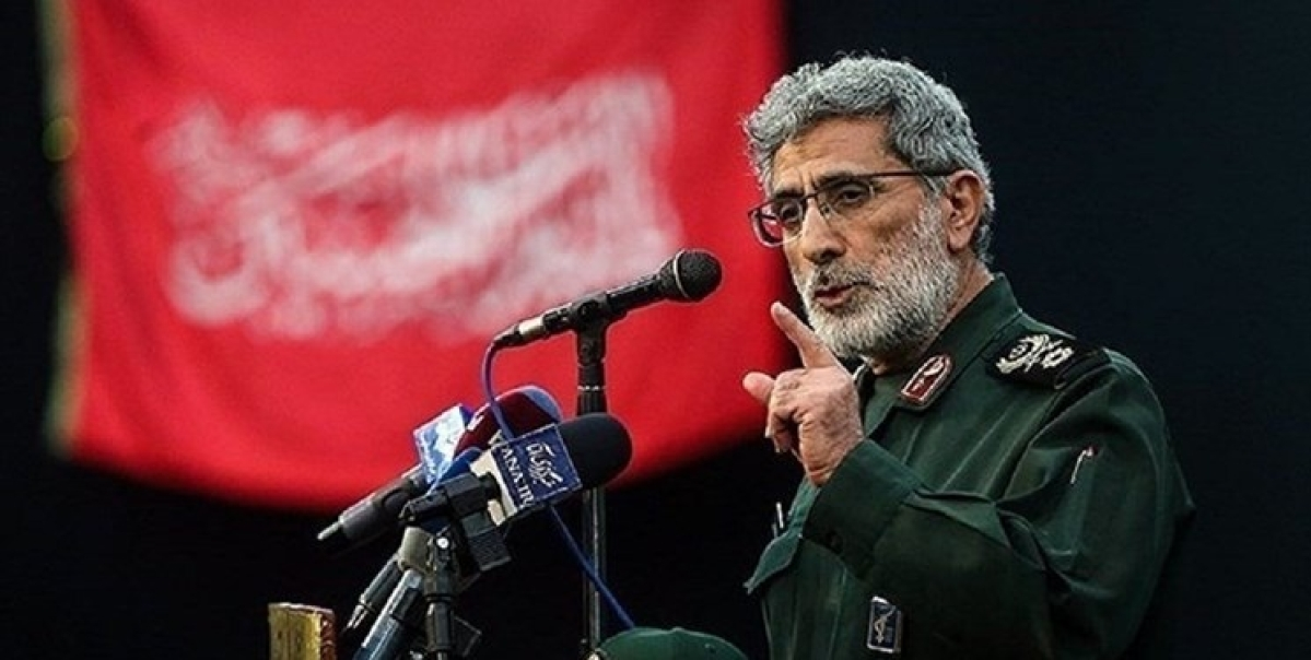 Iran appoints Esmail Qaani as new Quds Chief after Qassem Soleimani killing