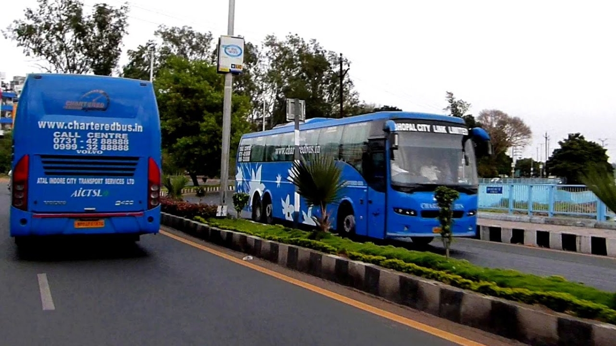 Bhopal: Drive against illegal plying of charter buses soon
