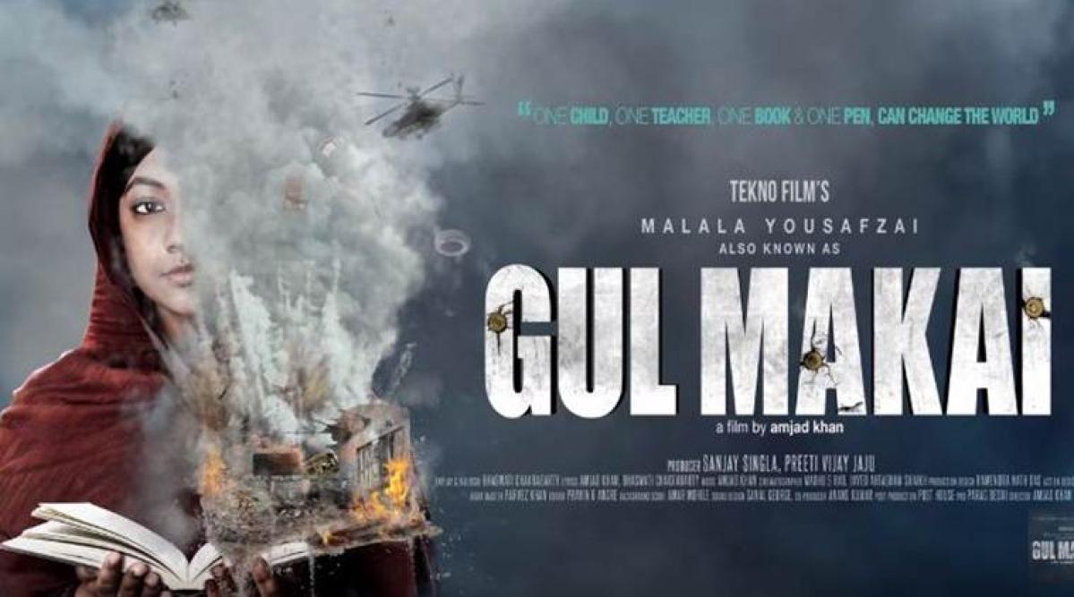 Malala biopic 'Gul Makai' director gets fatwa from Muslim cleric