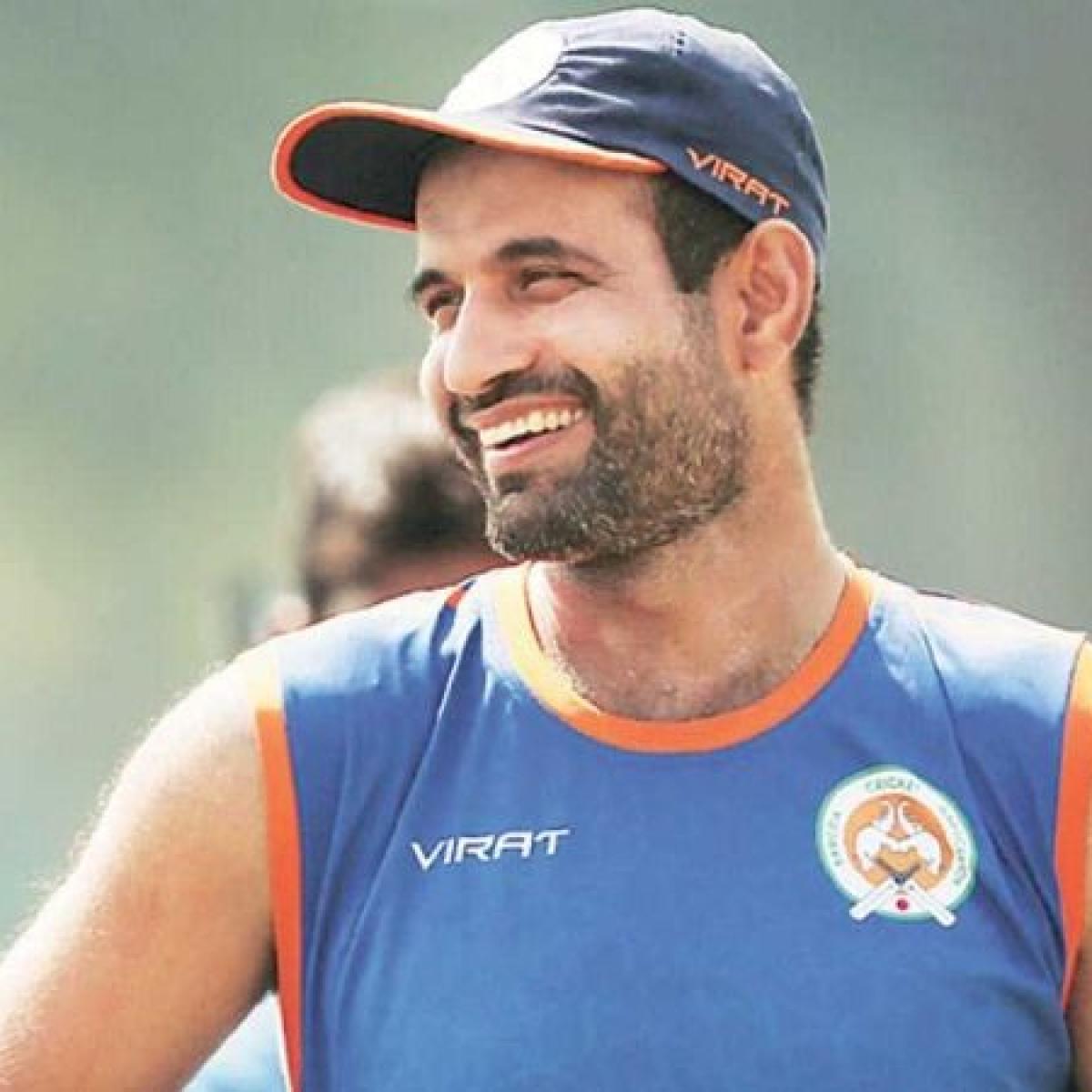 Irfan Pathan uses cricket analogy, urges people to stay home amid coronavirus lockdown