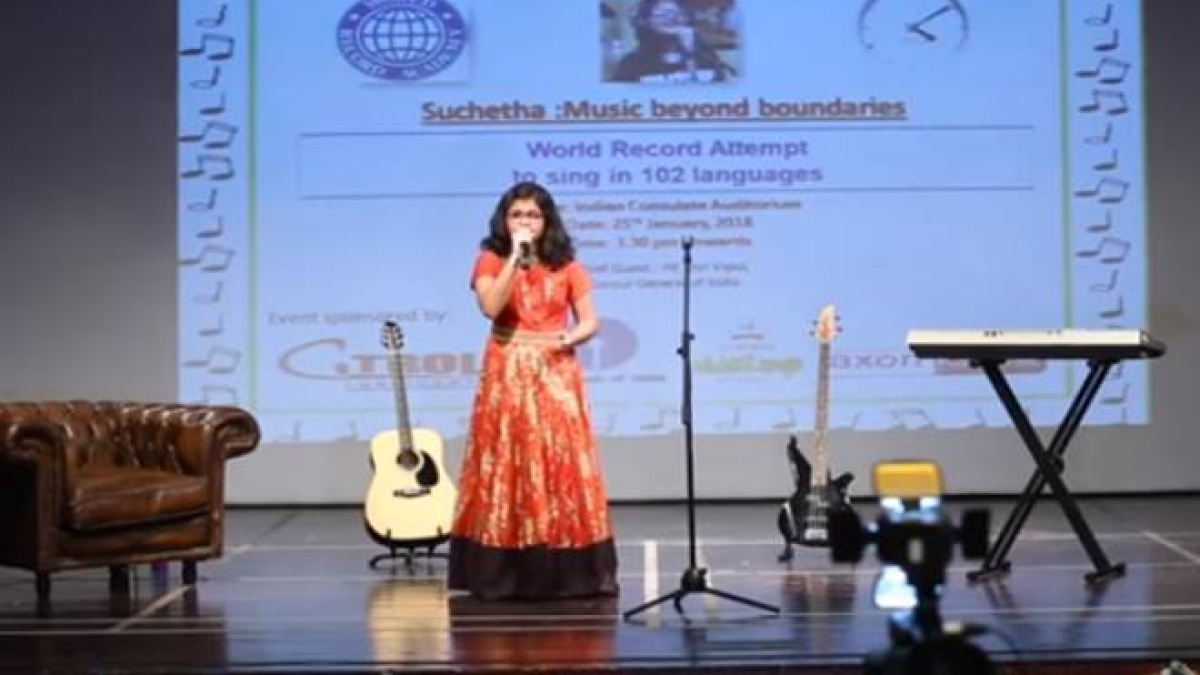 Indian-origin girl wins global prodigy award