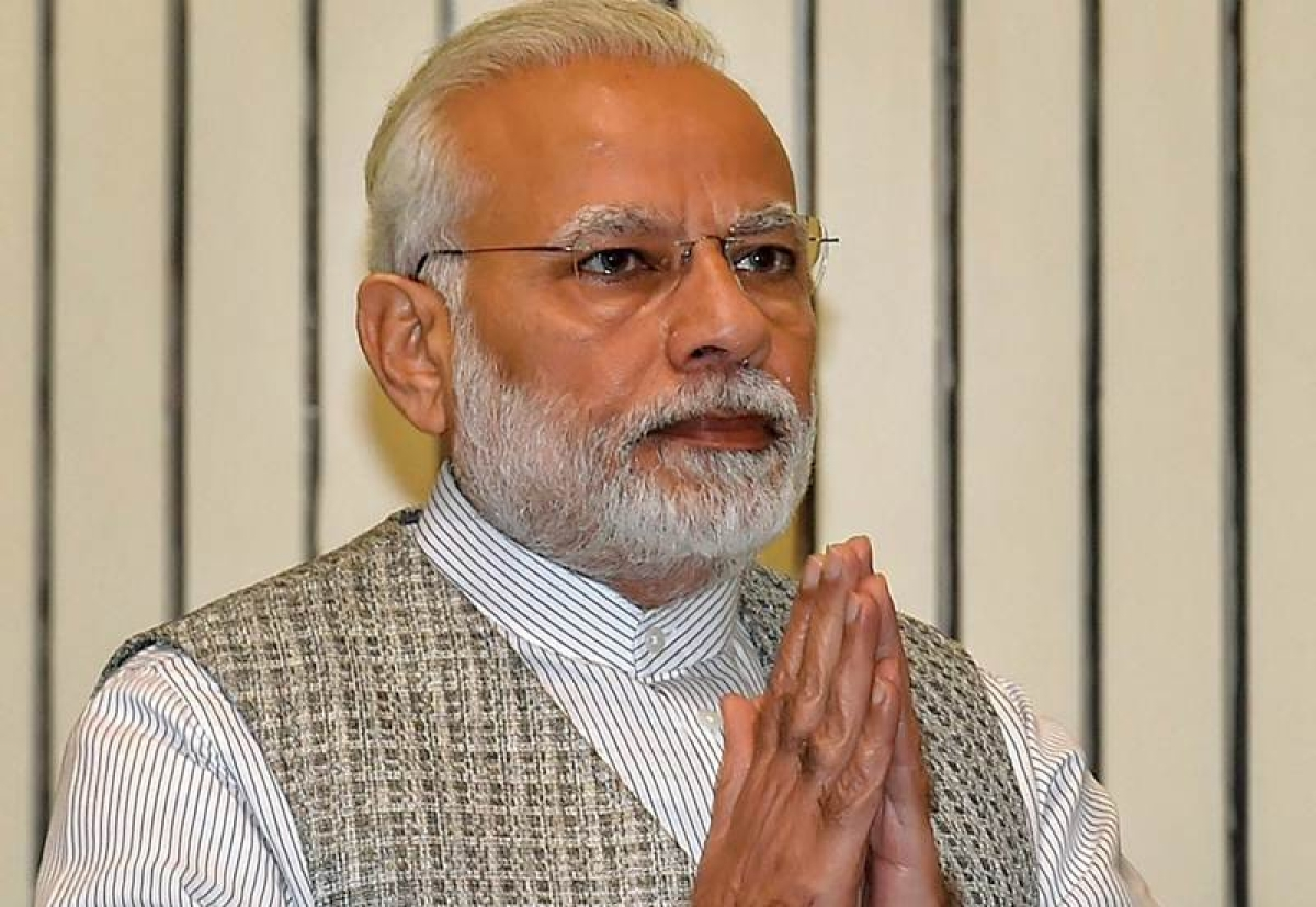 PM Modi expresses grief over the death of 20 people in Kannauj bus fire
