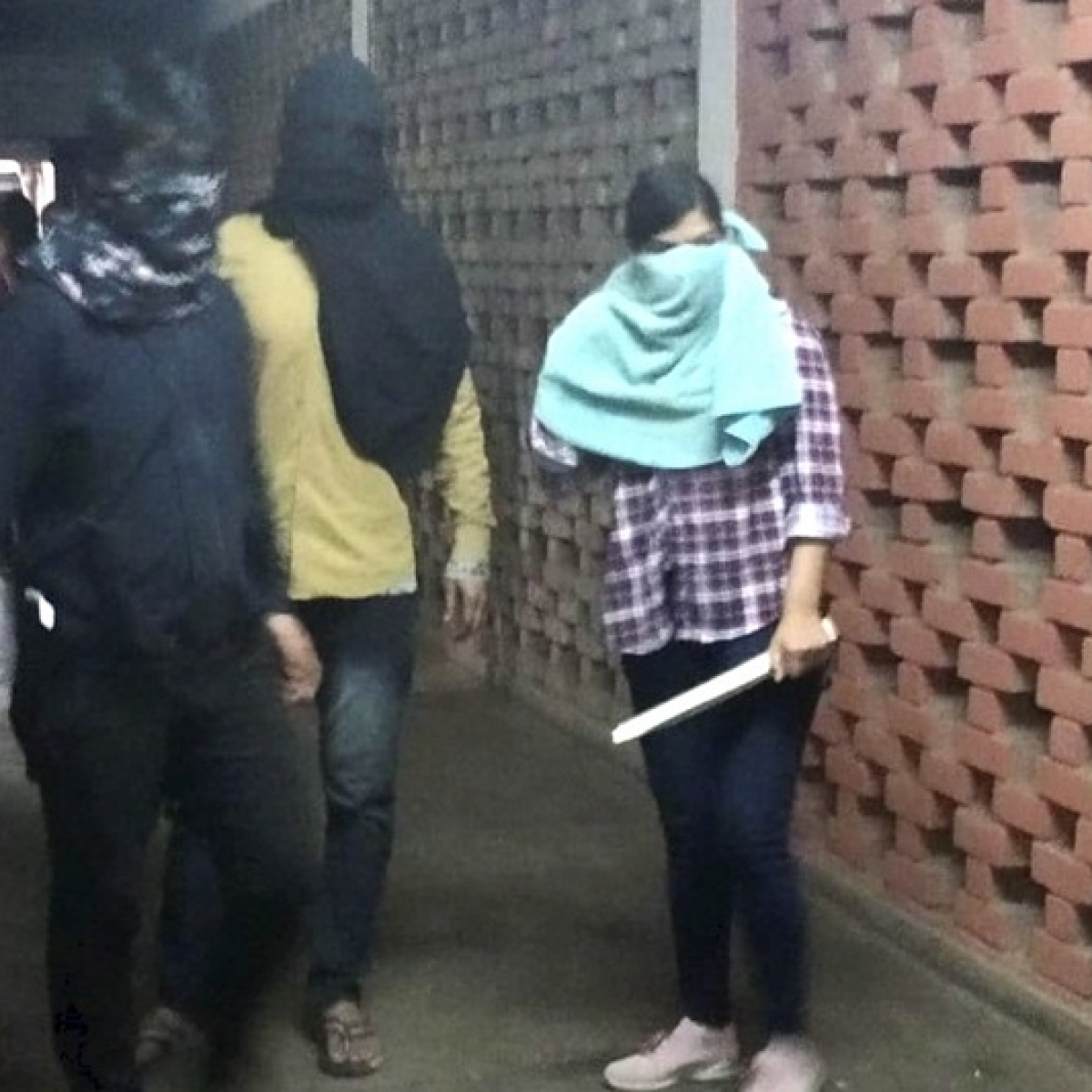 JNU violence: Delhi Police identify masked woman, ABVP admits she is one of them