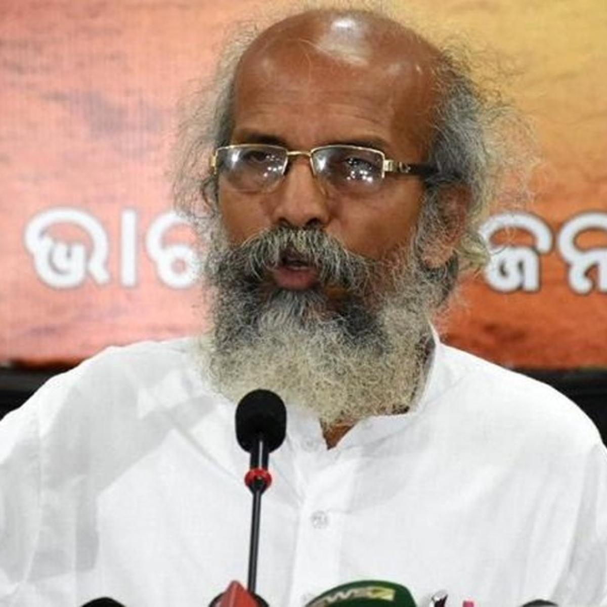 No right to live in India if you don't chant Vande Mataram: Union Minister Pratap Sarangi amid CAA protests