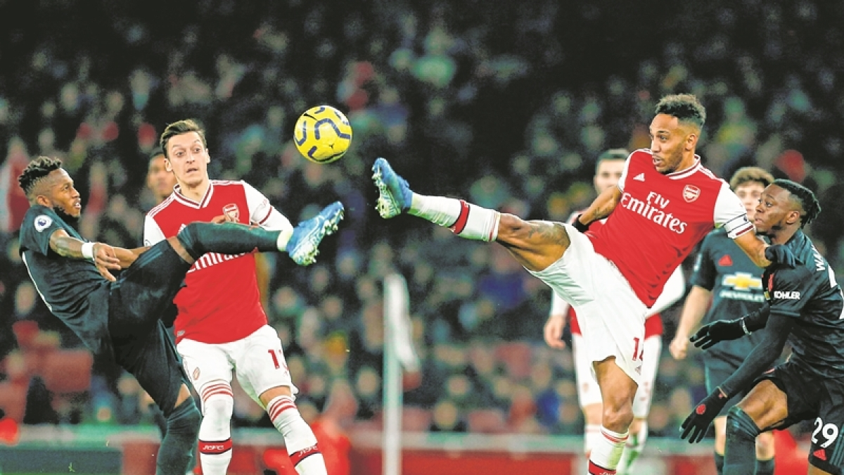 Arsenal sink Man United: Mikel Arteta and his boys register much-needed win to stay afloat