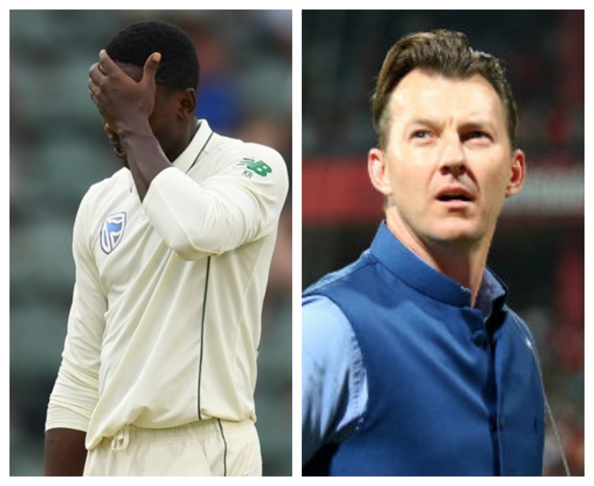 Brett Lee calls ICC's decision to ban Rabada as 'ridiculous'