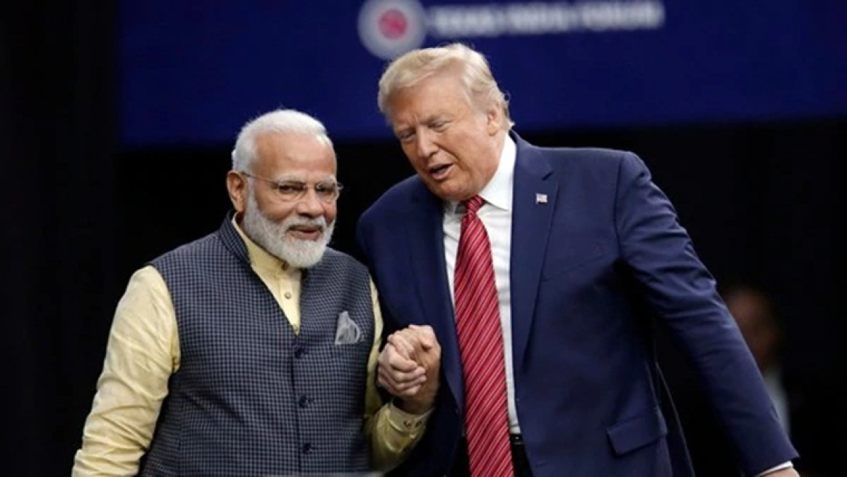 'Howdy Modi' like event for Trump in Ahmedabad