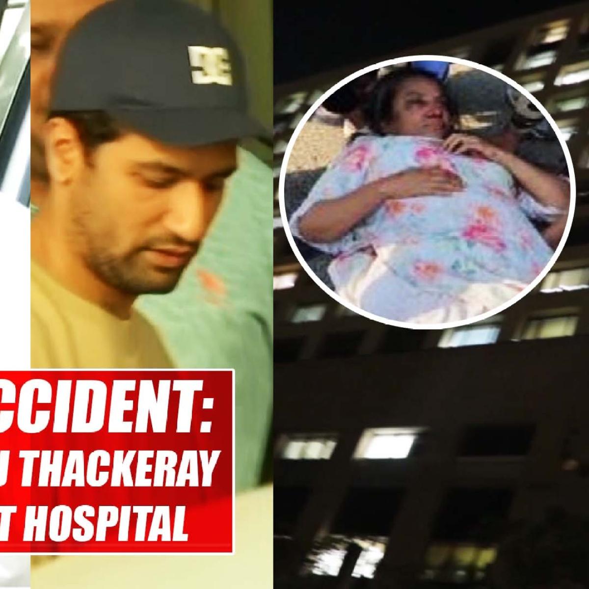 Shabana Azmi accident: Tabu, Vicky Kaushal, Raj Thackeray and other celebs visit hospital