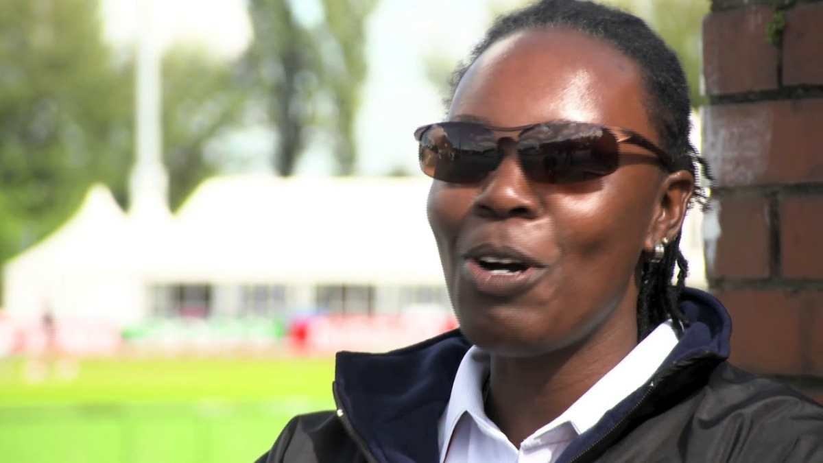 Men's T20I: Jacqueline Williams set to become first-ever woman 3rd Umpire