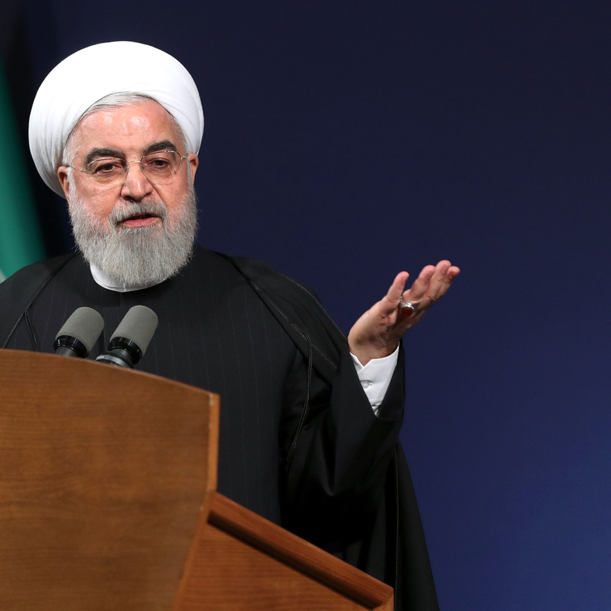 'No limit' to nuclear enrichment, says President Rouhani
