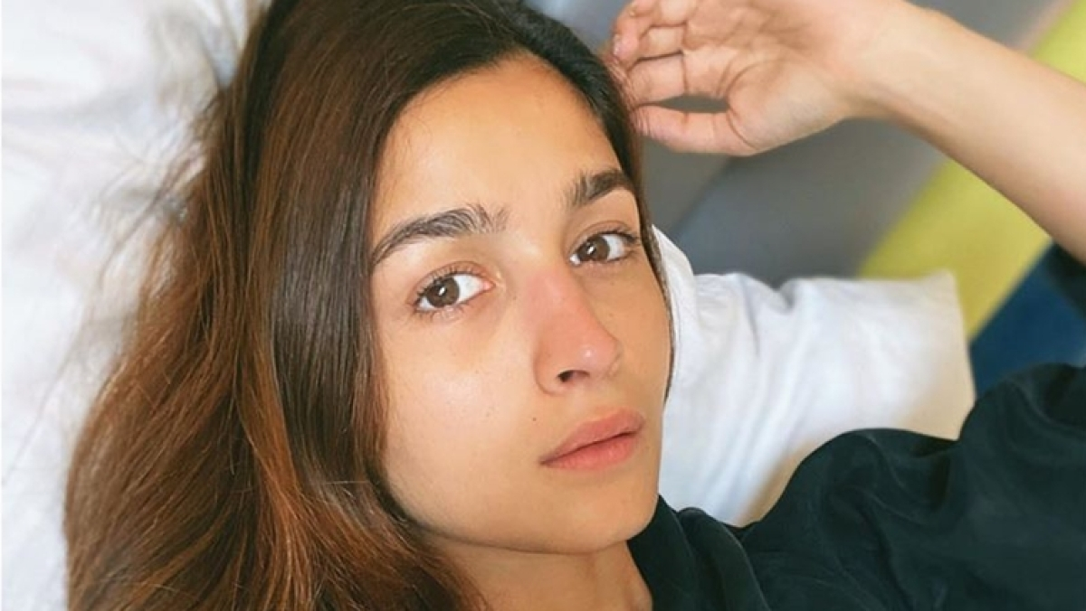 Actor Alia Bhatt