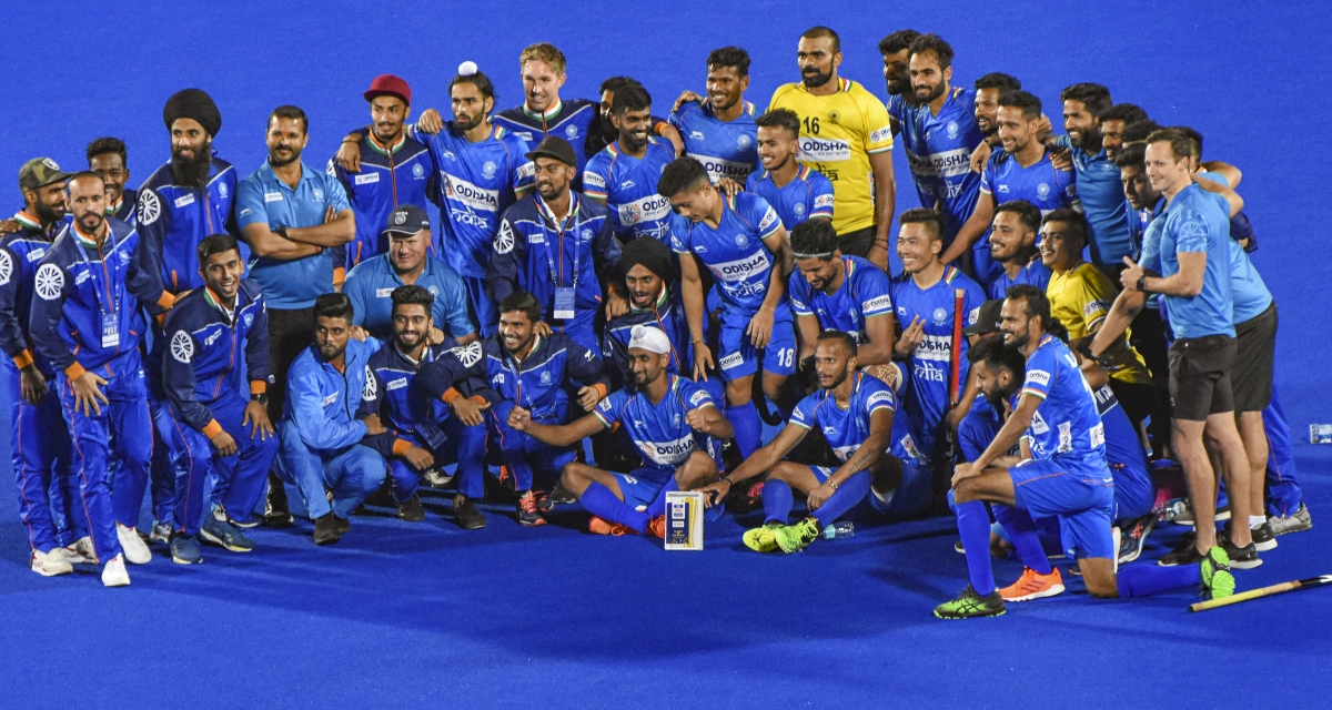 India beat strong Netherlands in the shoot-out