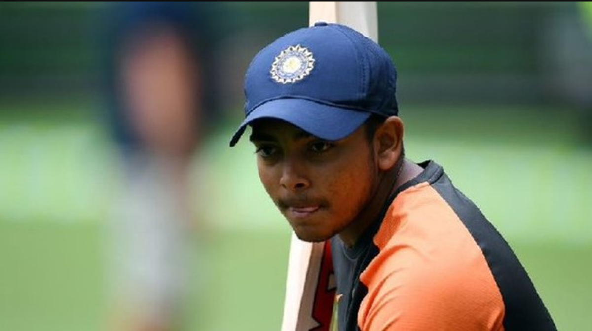 Ind vs NZ Test series: Prithvi Shaw named replacement for Shikhar Dhawan