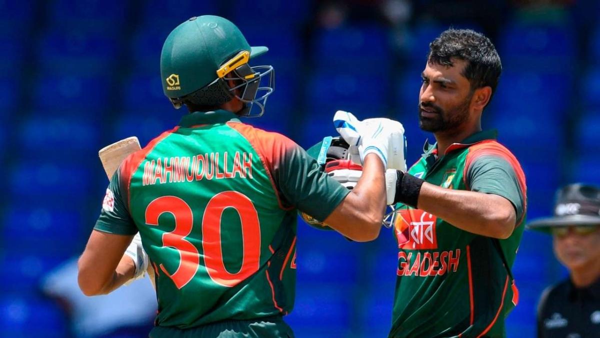 Pak vs Ban: Skipper Mahmudullah feels Tamim Iqbal's experience will matter a lot