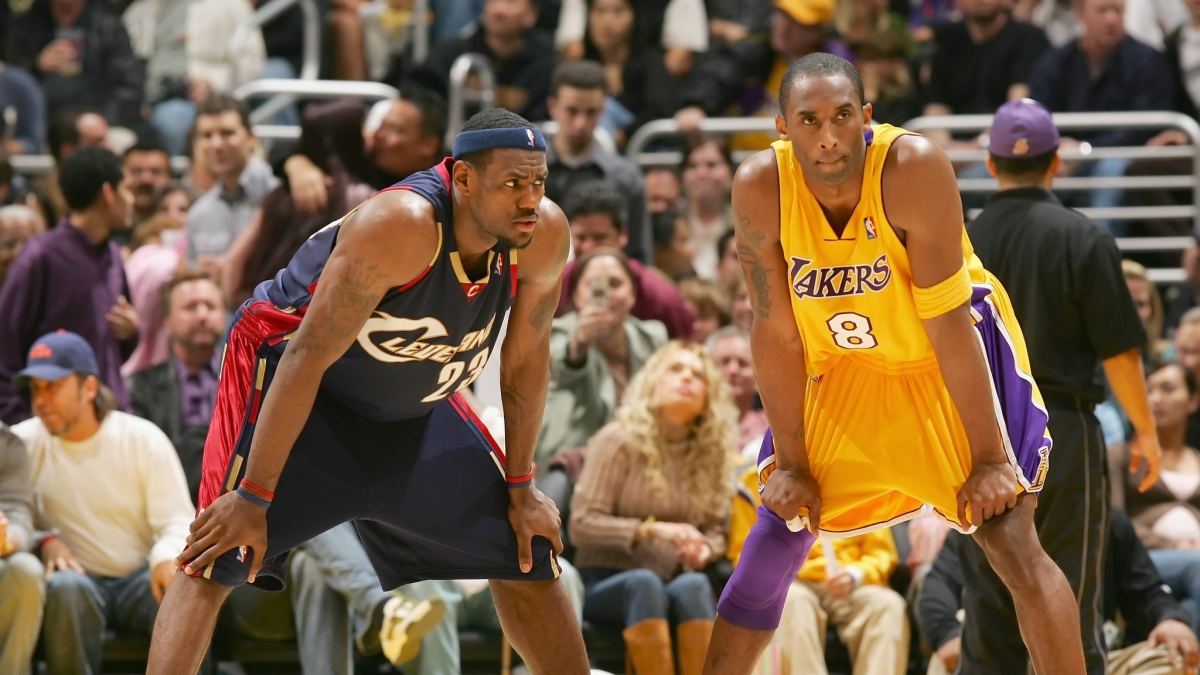 'Continuing to move the game forward': Black Mamba's last tweet congratulates LeBron James on surpassing him