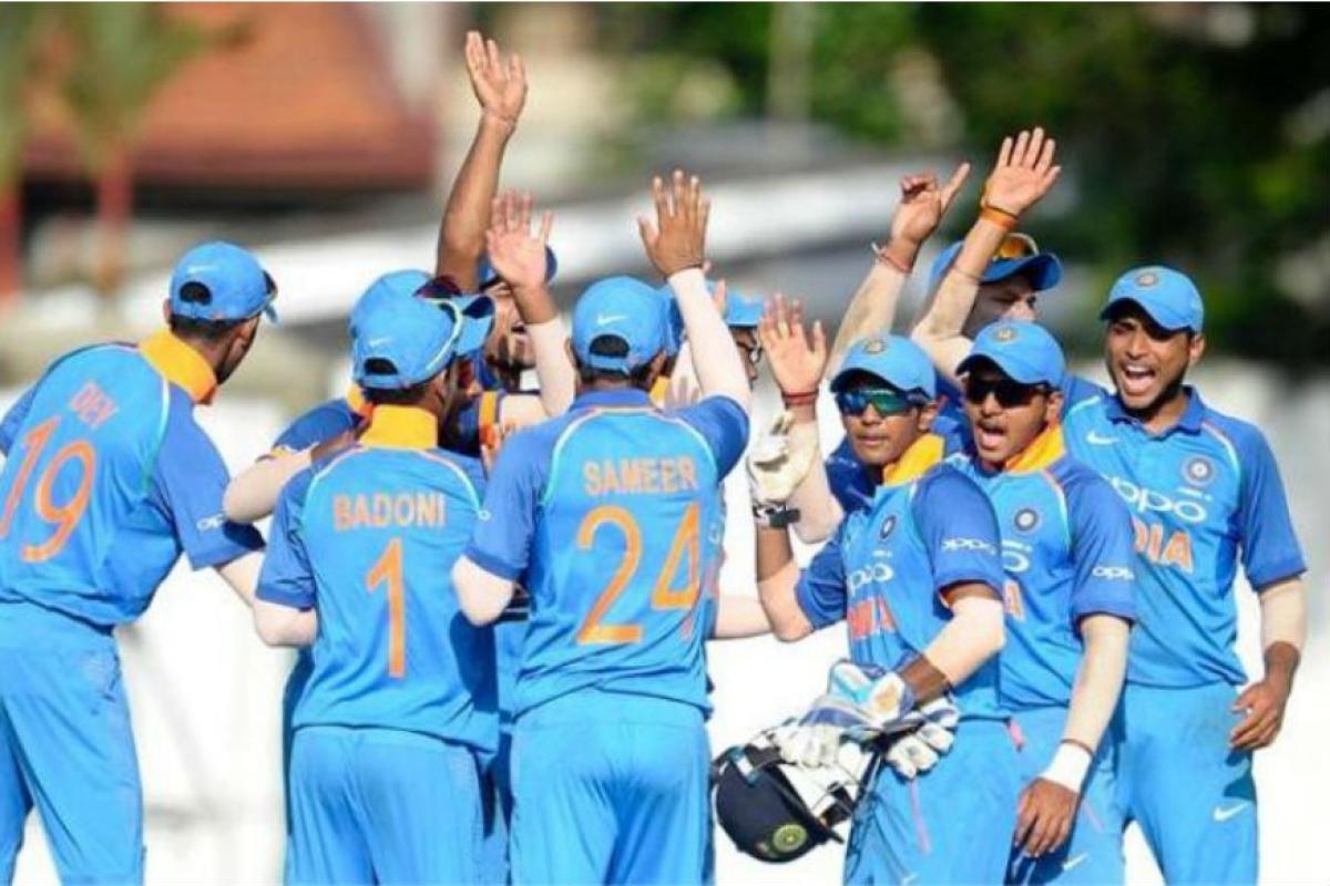 ICC U19 WORLDCUP: After comprehensive victory over Lanka, India take on Japan