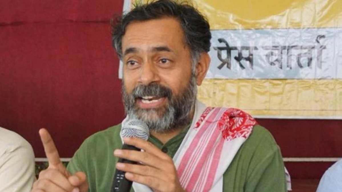 Yogendra Yadav claims no instances of communal violence by Indian communists, gets fact-checked by Twitter