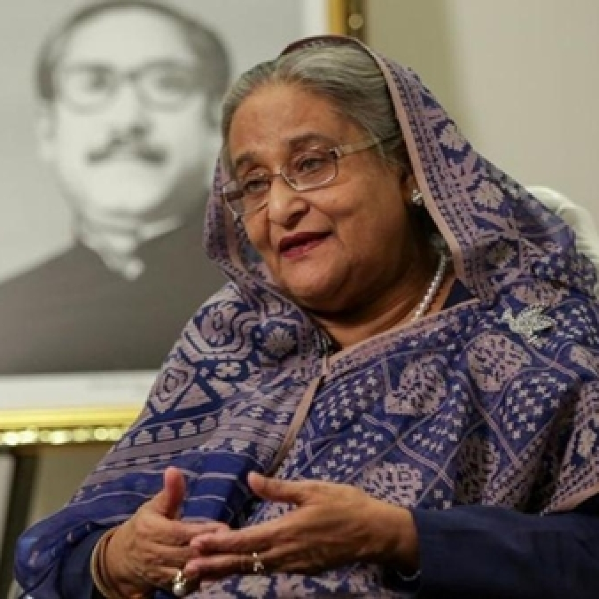 Will never allow division in the name of religion: Bangladesh PM Sheikh Hasina