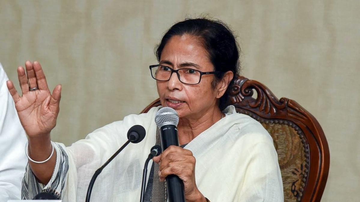 'Central govt's schemes are around religion': Mamata slams Centre during West Bengal Budget presentation