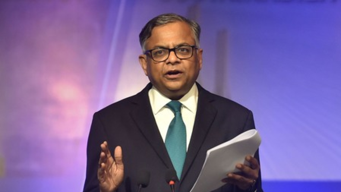 Current economic scenario in India as well as global markets is challenging: N Chandrasekaran