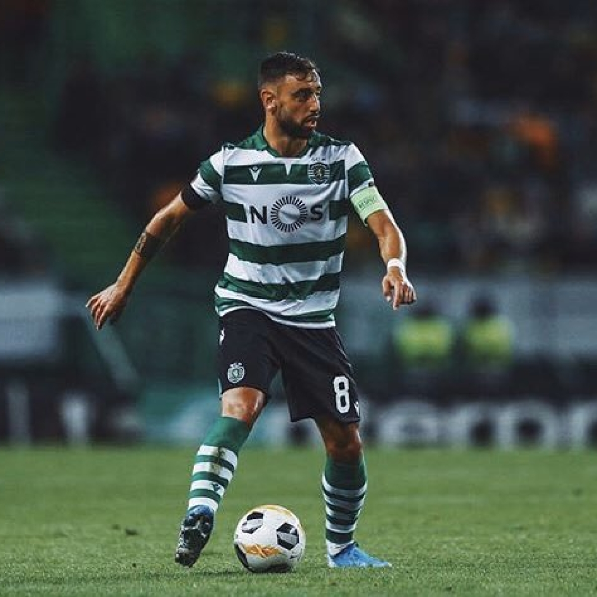 Manchester United confirms deal with Sporting Lisbon to sign Bruno Fernandes