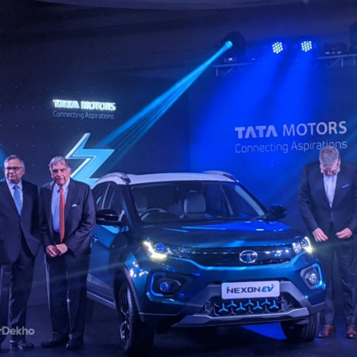 Tata Nexon EV Launched At Rs 14 Lakh