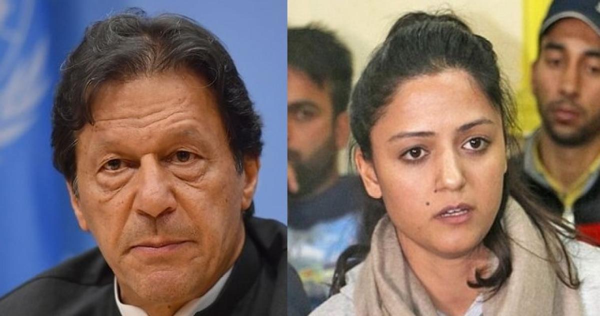 Pakistan always lets us down: Shehla Rashid laments after Imran shares fake news