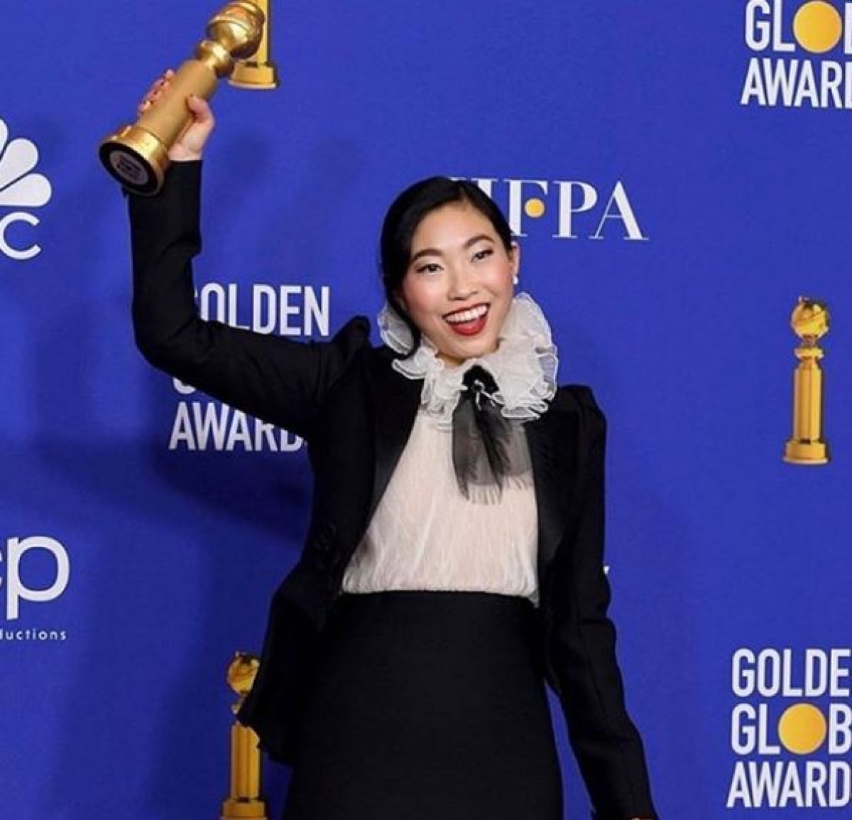 'We can't ignore movies helmed by women': Awkwafina on her film being snubbed from Oscar nominations