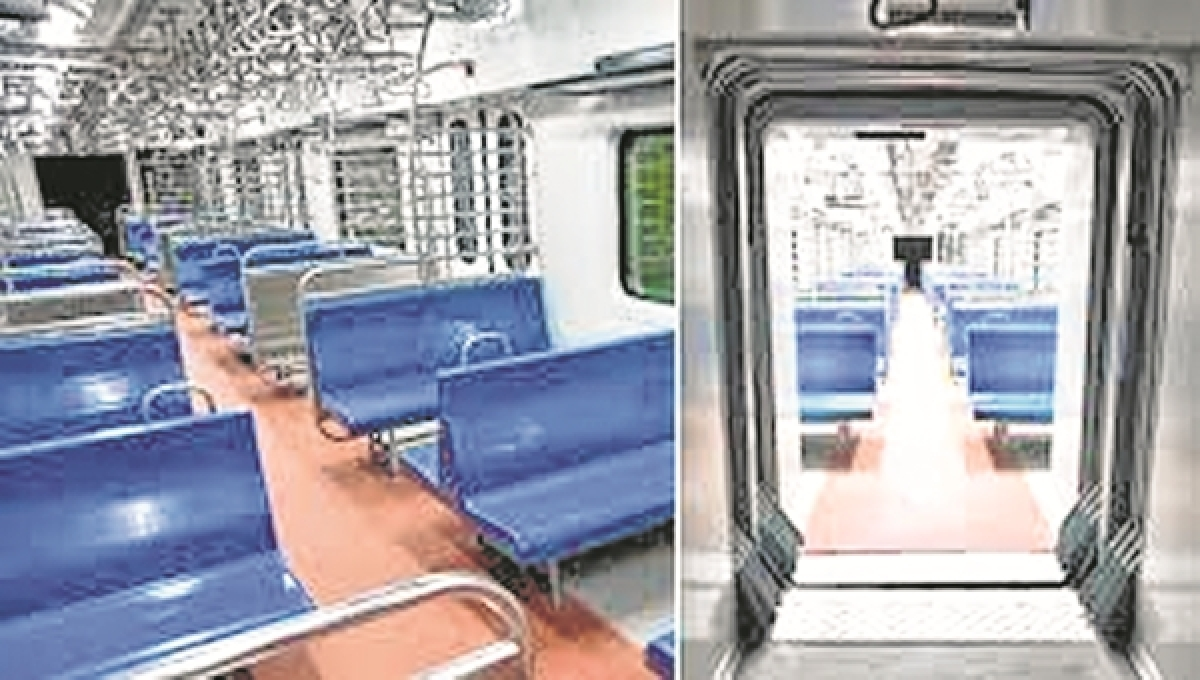 Central Railway's first AC local likely to hit tracks by January-end