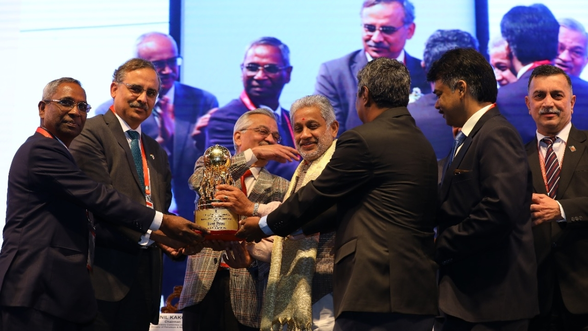 IOC Refineries bag awards for refining performance, energy efficiency