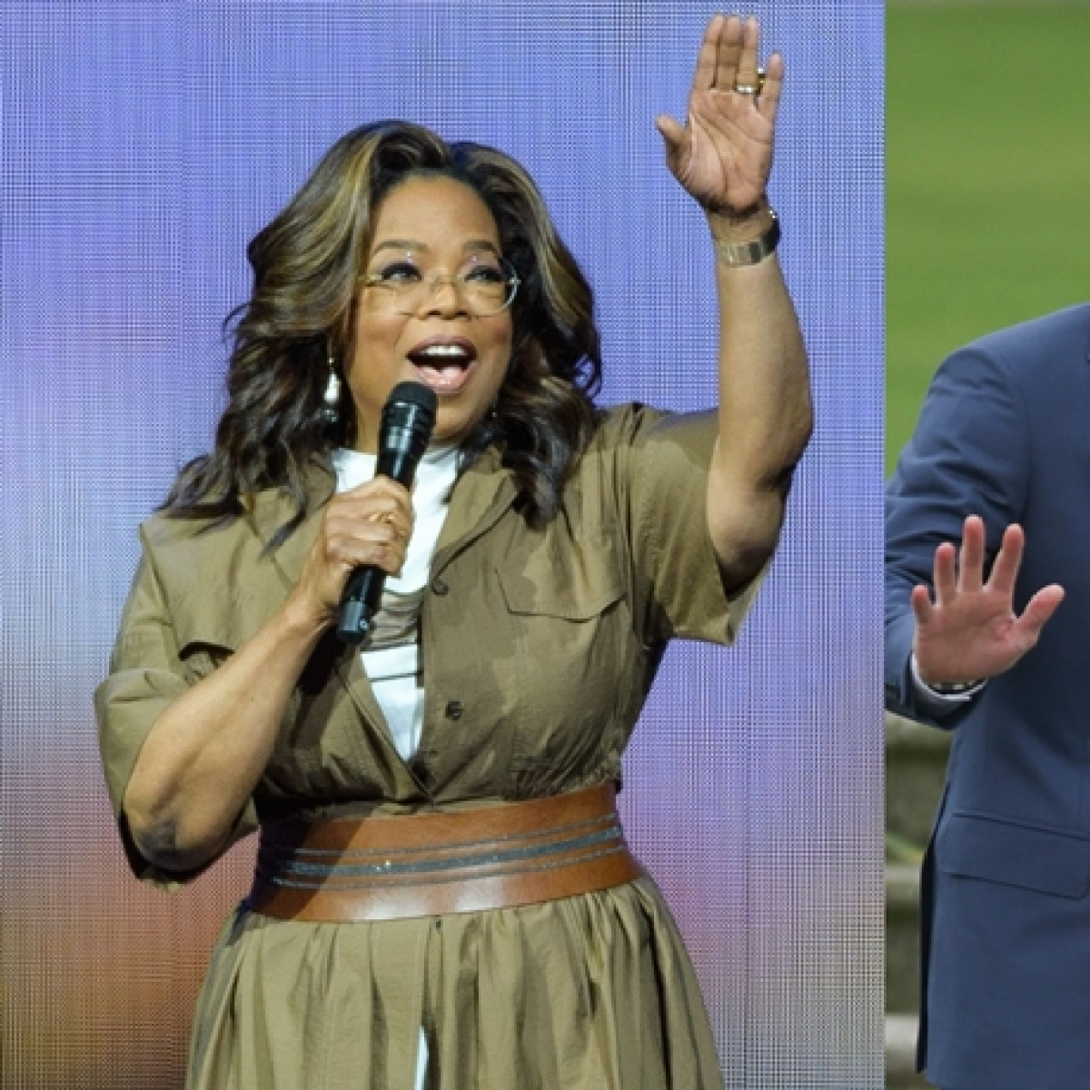 Did Oprah Winfrey advise Prince Harry and Meghan Markle on royal exit?