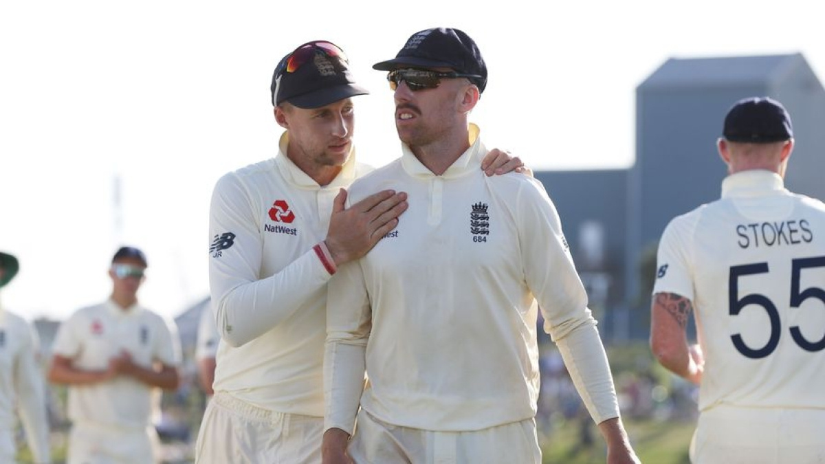 SA vs ENG: Spinner Jack Leach to return back after suffering from sepsis