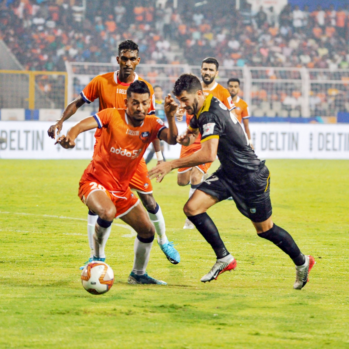 ISL: FC Goa prevail over Kerala Blasters in five-goal thriller