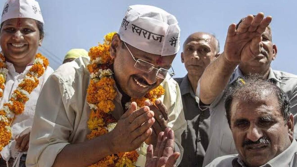 Kejriwal to retain Delhi's crown; IANS-CVoter survey predicts 59 seats for AAP