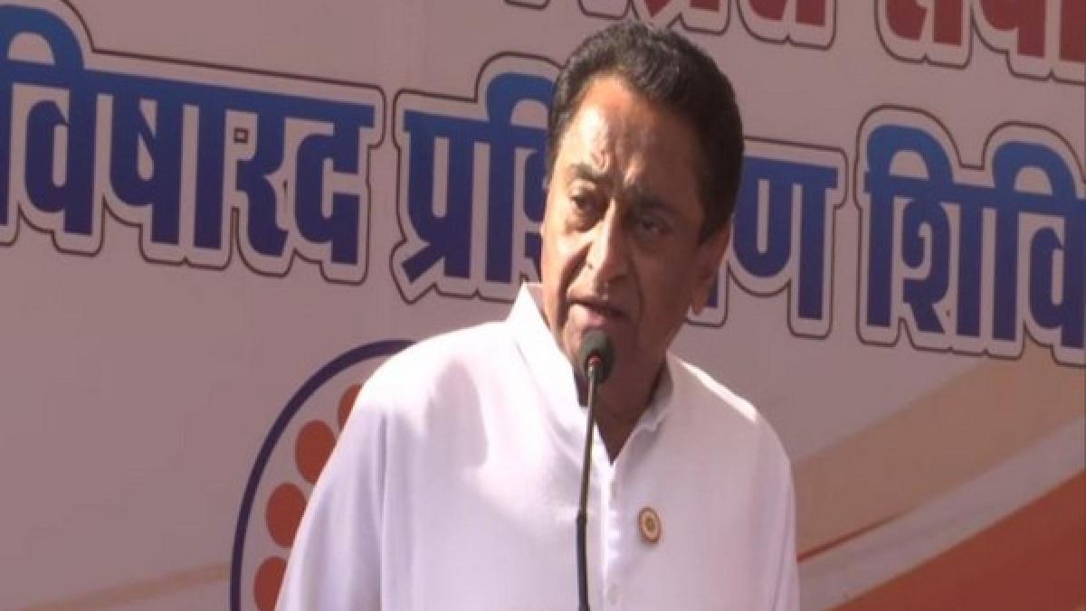 Madhya Pradesh: Poor quality rice in PDS, former CM Kamal Nath seeks probe